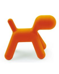 Magis Me Too - Puppy - M - Oranje - Design hond