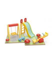 Le Toy Van - Speeltuin - Voor poppenhuis