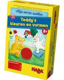 Haba - Kleuren En Vormen - Mijn eerste spellen