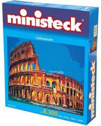Ministeck - Colosseum – 8300st - Mozaïek steentjes