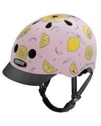 Nutcase - Street Pink Lemonade - S - Fietshelm (52-56cm)