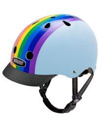 Nutcase - Street Rainbow Sky - L - Fietshelm (60-64cm)