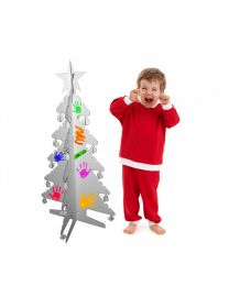 Paperpod - Kartonnen Kerstboom 5-pack