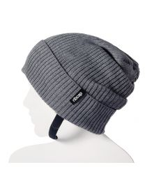 Ribcap - Lenny Grey Small - 53-55cm