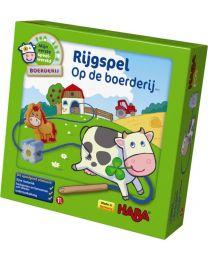Haba - Rijgspel - Op De Boerderij