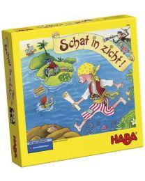 Haba - Schat In Zicht! - Gezelschapsspel