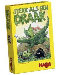 Haba - Sterk Als Een Draak - Gezelschapsspel