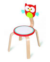 Scratch - Kinderstoel Uil Lou