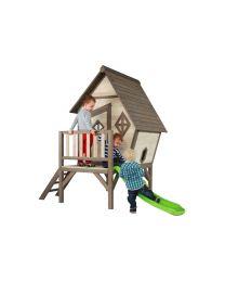 Sunny - Cabin XL - Houten speelhuisje