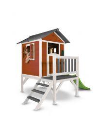 Sunny - Lodge XL V3 - Houten speelhuisje