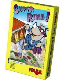 Haba - Super Rino - Gezelschapsspel