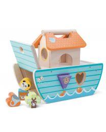 Le Toy Van - De kleine ark - Houten speelset