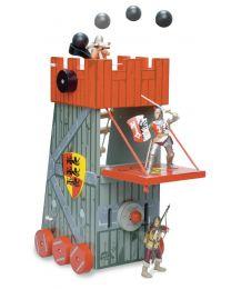 Le Toy Van - Belegeringstoren - Houten speelset