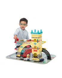 Le Toy Van - Mike's Garage - Houten speelset