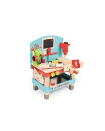 Le Toy Van - Mijn eerste werkbench - Hout