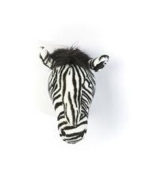 Wild & Soft - Trophy zebra Daniel - Dierenkop