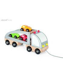 """Janod - Vrachtwagen """"Multi Bolides"""""""