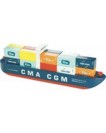 Vilac - Vilacity houten containerschip