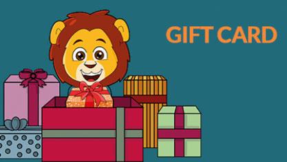 Cadeaubon van KinderenKoning